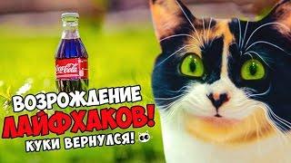 Возвращение Лайфхаков и Куки SlivkiShow | Проверка лайфхаков 2.0