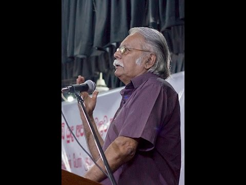 Why is the US whitewashing Sri Lankan war crimes? Comrade Wije Dias speaks
