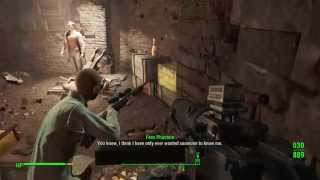 Fallout 4 - Fens Street Sewer - Dear Detective 3