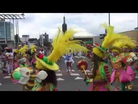 Zomercarnaval Rotterdam 2016 compleet