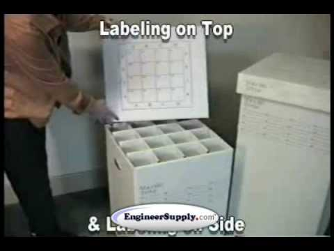 The Manager Blueprint Storage Box & The Manager Blueprint Storage Box - YouTube