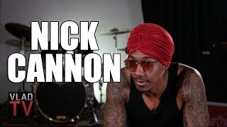 Nick Cannon Calls the Energy in the Entertainment Industry
