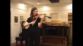 5 Wieniawski Violin Concerto No 2 Allegro con fuoco    Allegro moderato