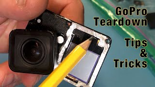 GoPro Teardown Tips - 7 Repair Part II