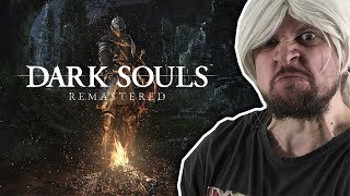 DARK SOULS REMASTERED #1 - PO CO JA SOBIE TO ROBIE... - WarGra