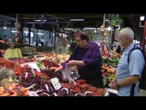 Food Markets in Florence Italy