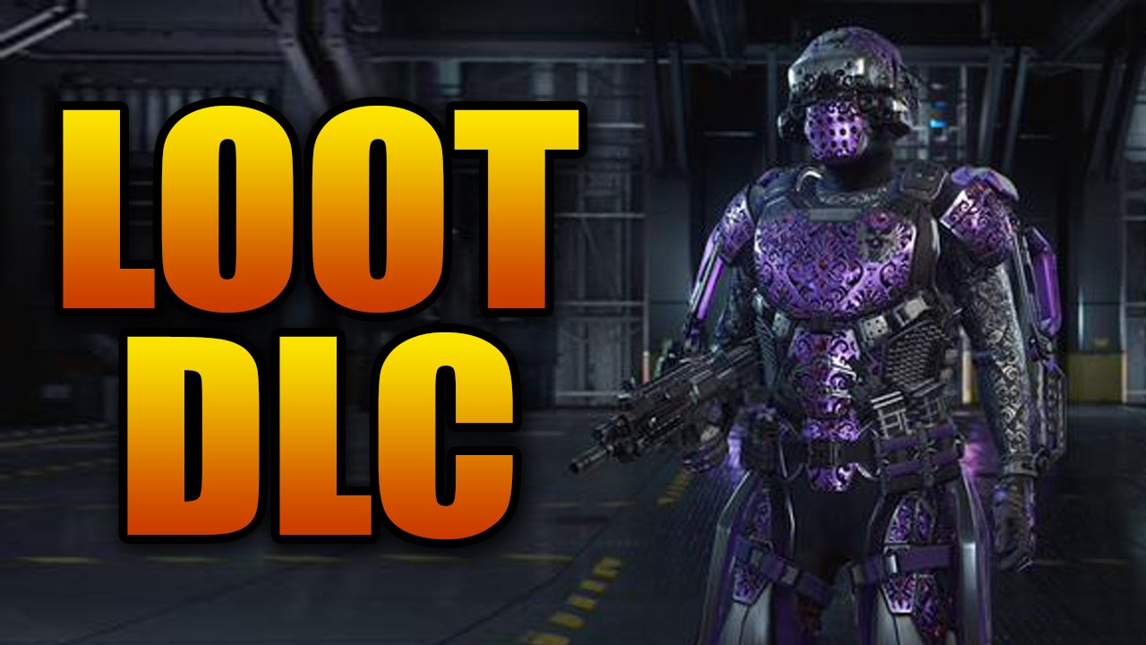 Purple royalty quot character loot coming to advanced warfare youtube