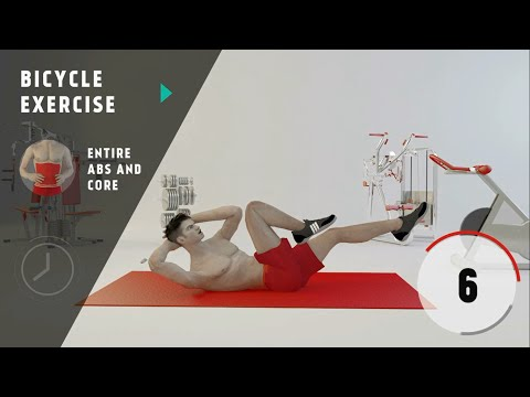 Impossible six pack abs workout – Level 3