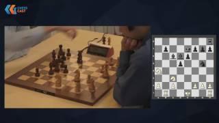 Цюрих 2017. Блиц-турнир. Накамура - Опарин