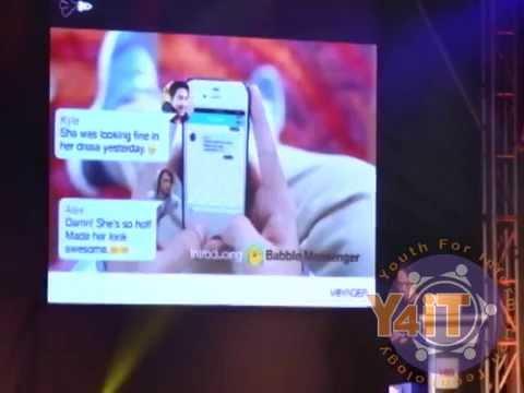 A Tech Talk by SMART's Darth Vidar