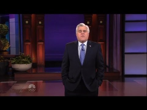 Leno: Pope Francis Thinks ObamaCare Can Be A Success...He's The Pope - He Has To Believe In Miracles