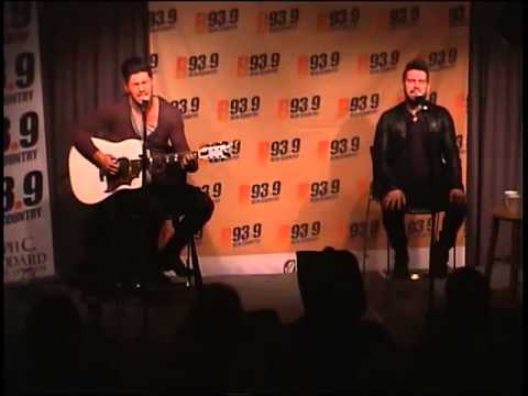 Dan + Shay cover Ed Sheeran's 'Thinking Out Loud'