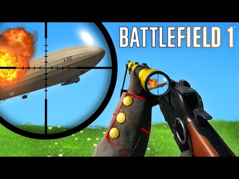 Thumbnail: BATTLEFIELD 1 FAILS & Epic Moments! #4 (BF1 Funny Moments Gameplay Montage)
