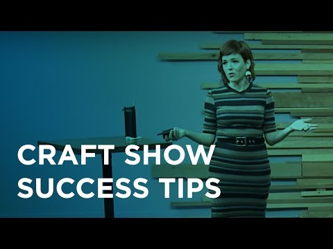 Crafty Chica's Craft Show Success Tips