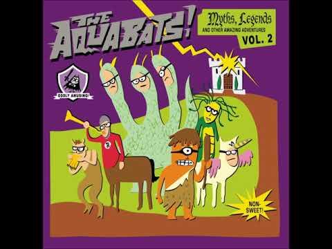 Giant Robot Birdhead (Early Instrumental) by The Aquabats