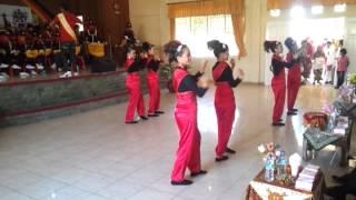 VIDEO DRUMBAND PBS SMA 1 BATUSANGKAR PADA PERPISAHAN 2012