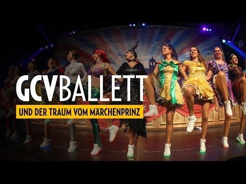 Das GCV-Ballett und der Traum vom Märchenprinz