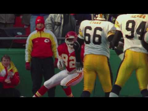 On This Day in 1994 - Chiefs Beat Steelers in AFC Wild Card