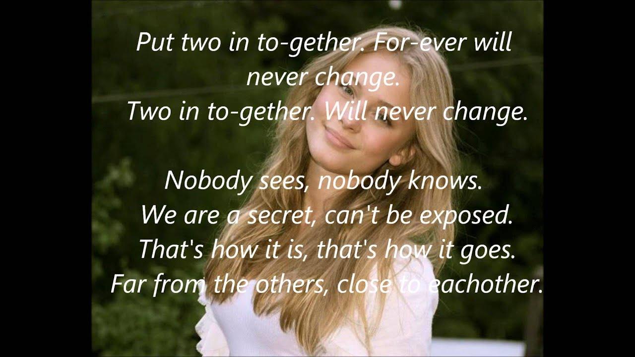zara larsson uncover lyrics youtube