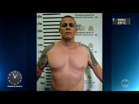 Chefe de facção criminosa de São Paulo é morto no Ceará | SBT Notícias (19/02/18)