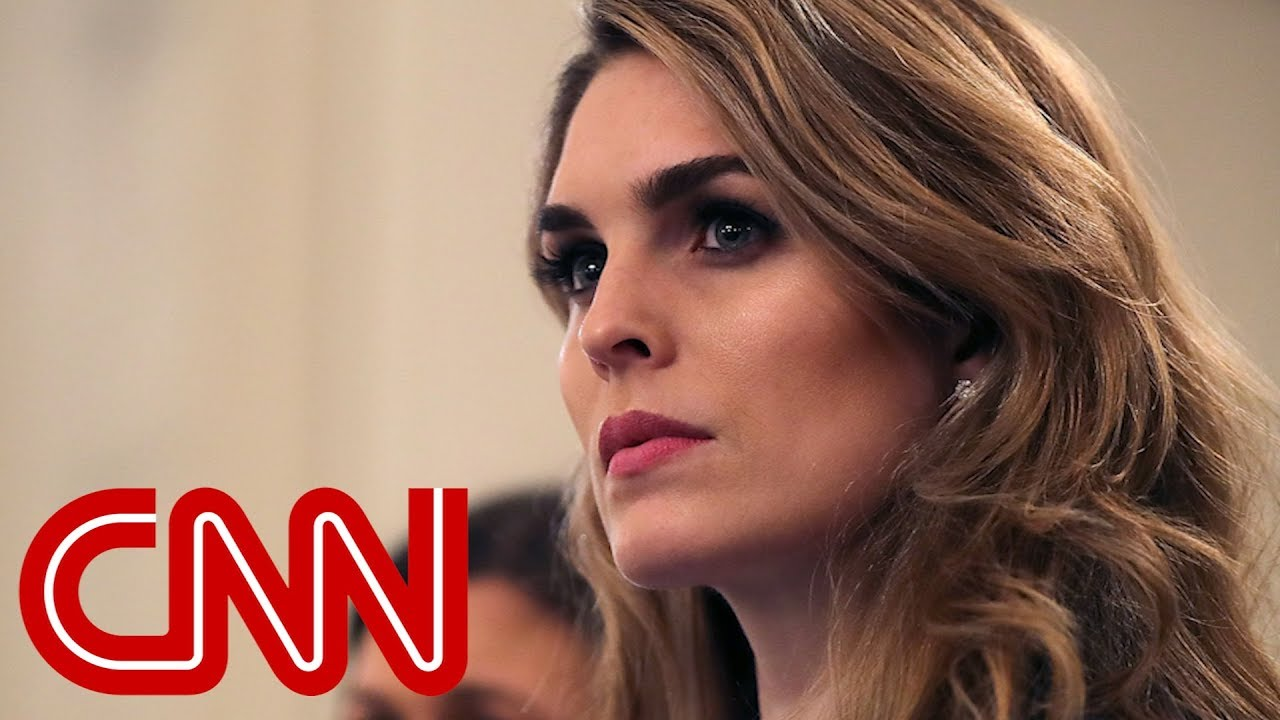 Hope Hicks to become first former Trump administration official to testify at Congress about Mueller report