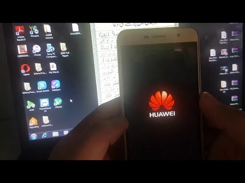 HOW TO READ FLASH HUAWEI TIT-AL00 MT6580 ANDROID V7 1 WITH
