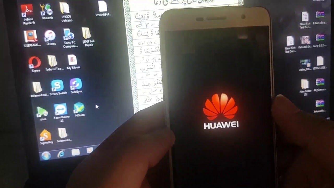 HUAWEI TIT-AL00 firmware mt6582