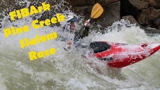 2021 FIBArk Pine Creek Slalom Race