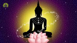 Meditation Music for Positive Energy, Chakra Balancing & Healing, Relax Mind Body, Inner Peace