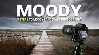 5 STEPS to Incrędible MOODY Landscape Photography
