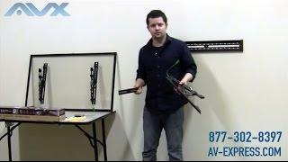 How to Install TV Wall Mount on Drywall • AV-EXPRESS.COM