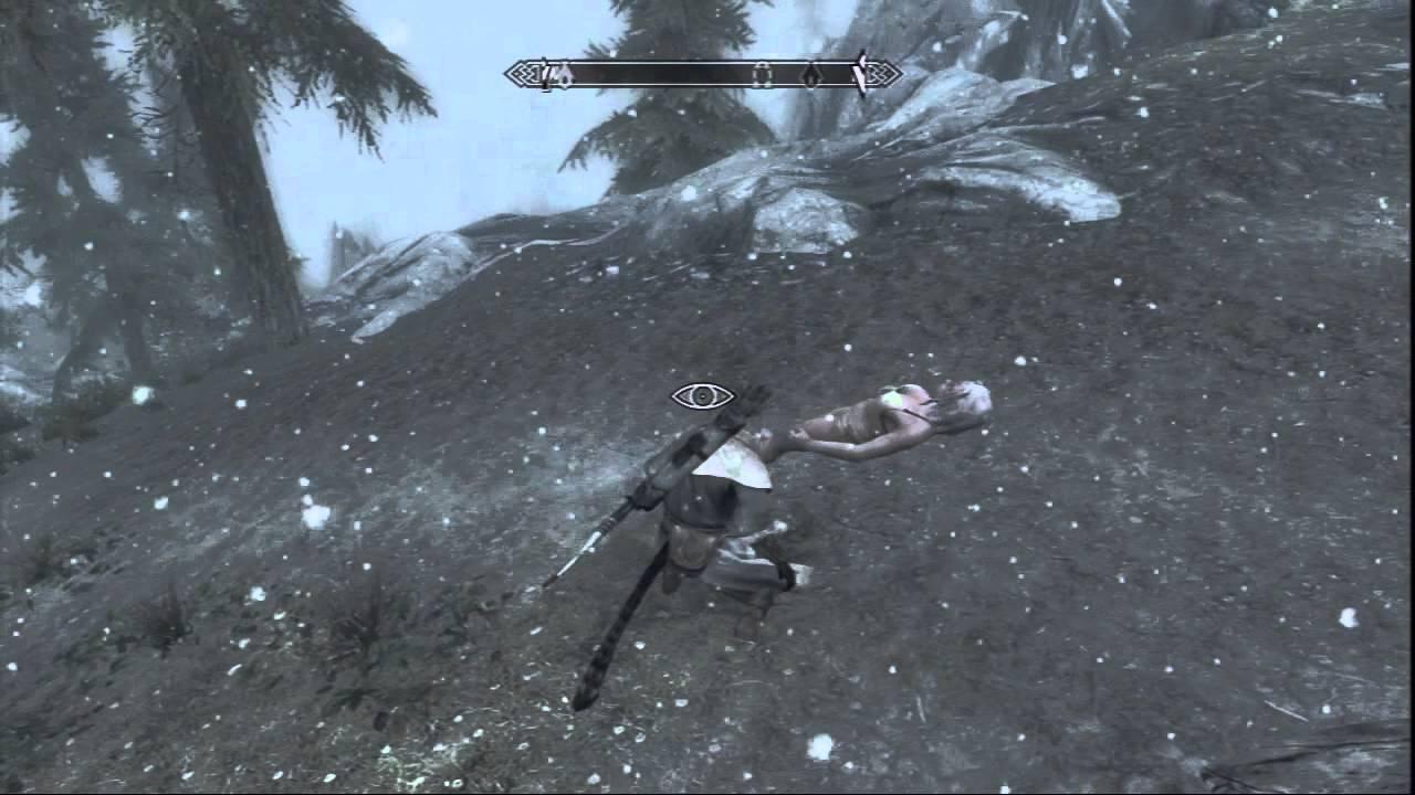 Lets Play Skyrim 65 Dawnguard (DLC) 1: Hello, Sexy