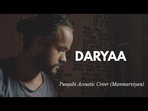 Daryaa Acoustic Cover (Manmarziyan)