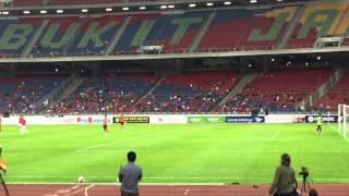Liverpool vs Felda United (7 - 0) : 23 July 2015 - Stadium Bukit Jalil, Malaysia