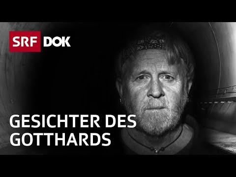 Peter Amacher, Strahler und Geologe – Gesichter des Gotthards