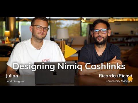 Designing Nimiq Apps Pt 2 - Cashlinks - YouTube