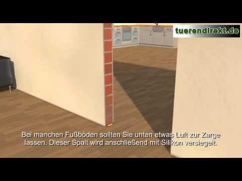 Tuerendirekt. De -  Türen & Zargen Einbauen