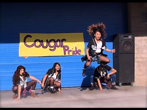 Valley High School Dance Team at Spurgeon Intermediate