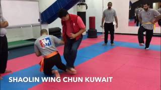 Wing Chun Foot Techniques By My Sifu Grandmaster Benny Meng