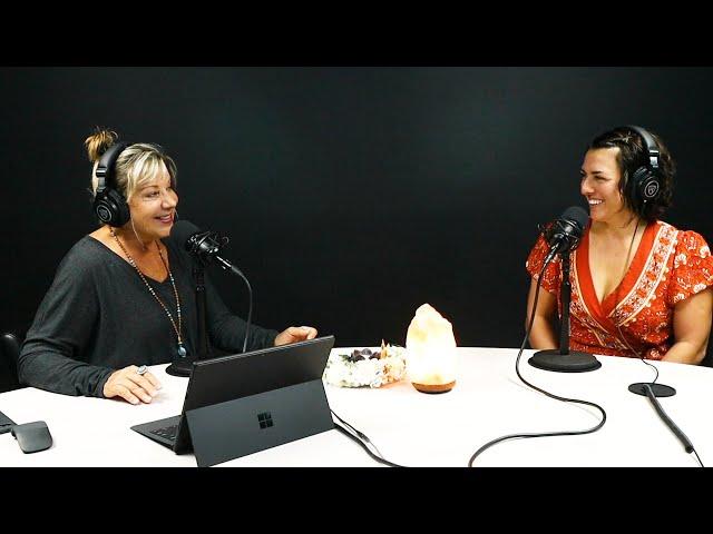 Zen AF #3 • Jillian Arena • Reiki Energy Healer & Life Coach