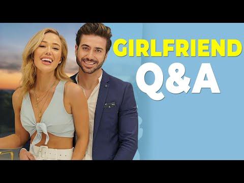 Q&A with my GIRLFRIEND | ALEX COSTA