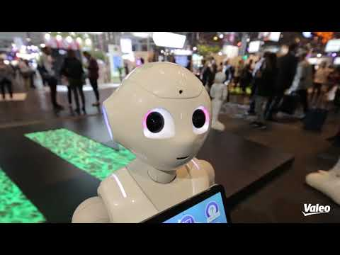 Valeo at VivaTech 2018: experience the atmosphere!