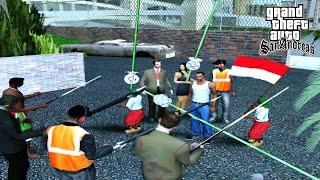 Download Video UCOK MENYERANG PENJAJAH - GTA Lucu Indonesia MP3 3GP MP4