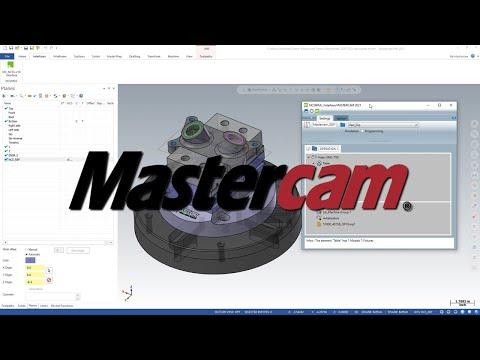 NCSIMUL MACHINE | CAD/CAM Interfaces