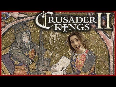 CRUSADER KINGS II #17 | Revoke the Kingdom of France?!