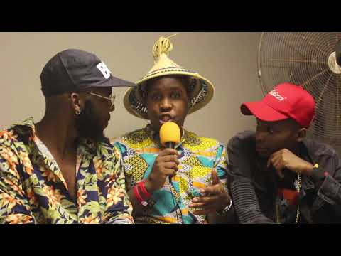 Duncan Skuva Interview with Ntate Moloi on The Fresh Cut