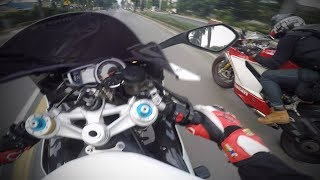 The Pure Sound of Triumph DAYTONA 675R