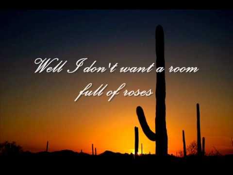 Mickey Gilley - Room Full Of Roses Lyrics | MetroLyrics