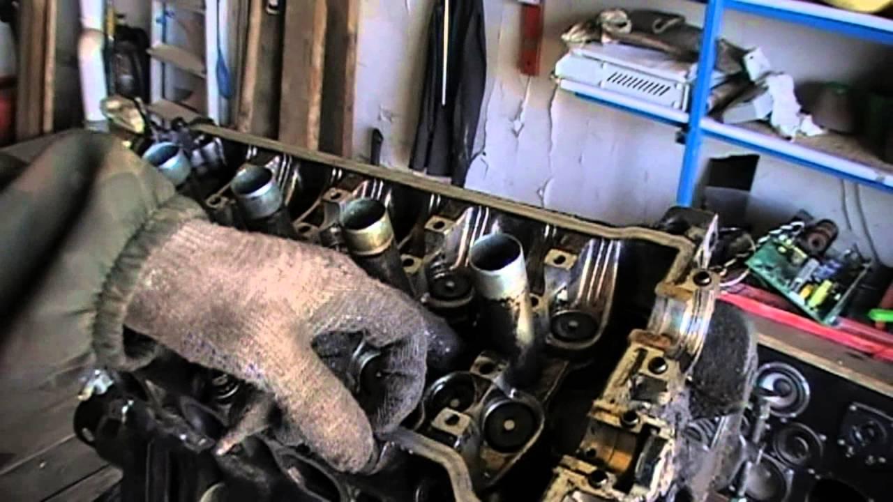 Двс Toyota 5E FHE Разборка и дифектовка