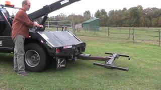 1987 Chevy Tow Truck Wheel Lift Truck For Sale 17257